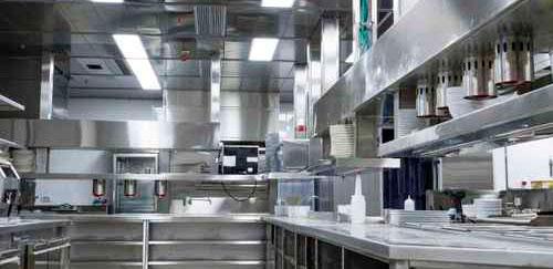 nuralia maquinaria de cocina industrial